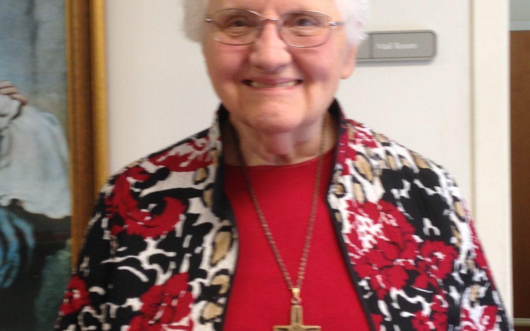 Glimpses of God's Goodness – Sept. 26, 2021- Sr. Anne Flanagan, SNDdeN