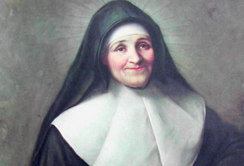 THE SMILING SAINT: ST. JULIE BILLIART