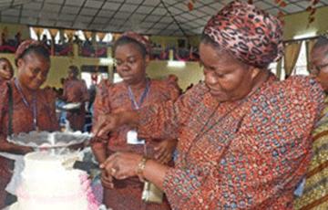 Threefold Jubilee in the Congo