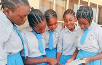 SNDdeN Schools Proclaim God's Goodness in Nigeria